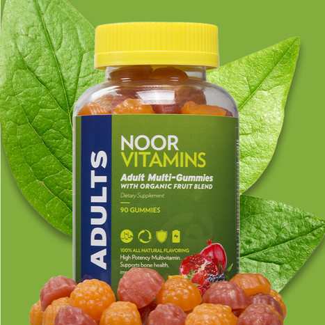 NoorVitamins Product Video