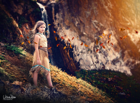How to Use Leaf Overlays in Adobe Photoshop