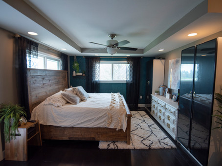 Home Makeover Part 6: Master Suite