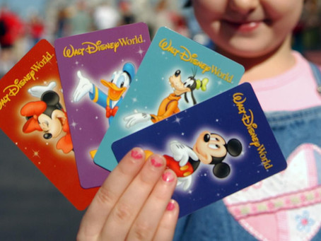 Different Disney World Park Tickets... Explained!