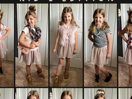 How to Wear a Pleated Skirt 10 Ways - Kid's Edition