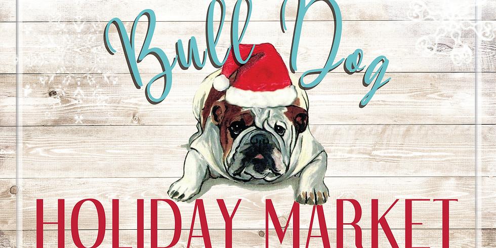 Bull Dog Holiday Market