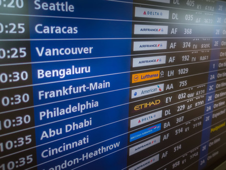 Flight Schedule Changes Are Happening...What You Need to Know