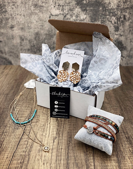 liv and viv Jewelry Subscription Box - Fun & Trendy