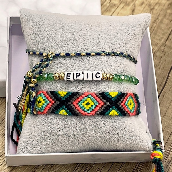 Kids Giving Chains Bracelet Set - Epic