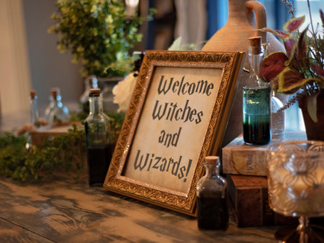 Harry Potter Themed Birthday Party Ideas