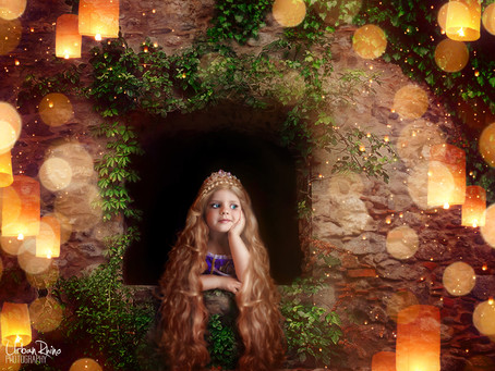 How to Blend Backgrounds for a Composite Photo in Adobe Photoshop