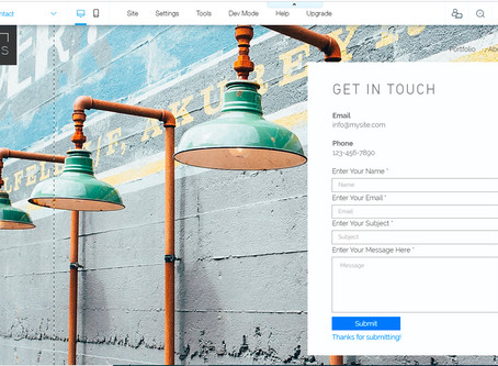 How to Add Buttons & Links to Your Website in Wix