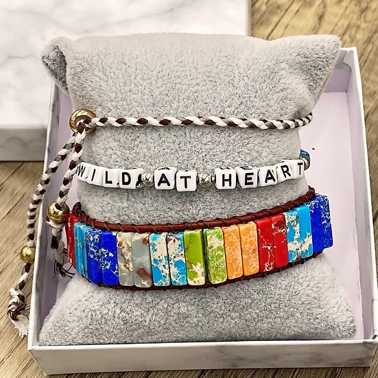 Kids Giving Chains Bracelet Set - Wild at Heart