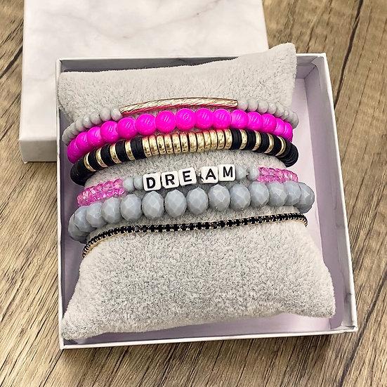 Giving Chains Bracelet Set - Dream
