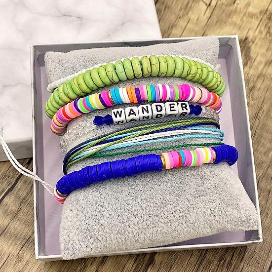 Giving Chains Bracelet Set - Wander