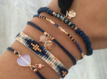 How to Create a Beaded Loom Bracelet