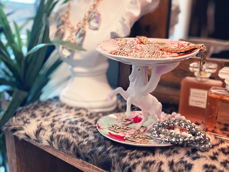 How to Create a Unicorn Glass Jewelry Dish