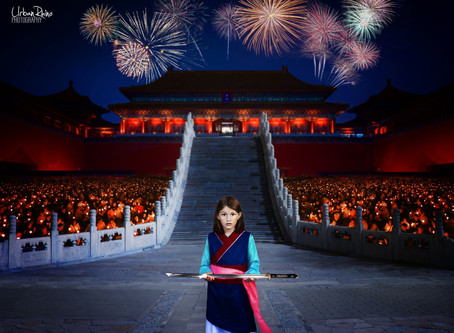 How to Add Fireworks to a Photo in Adobe Photoshop