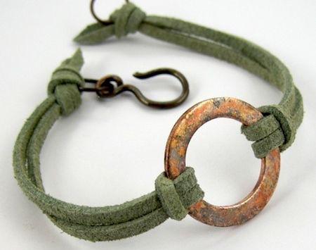 How to Create an Enamel Bracelet
