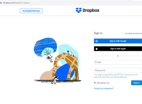How to Use Dropbox for Photo & File Storage