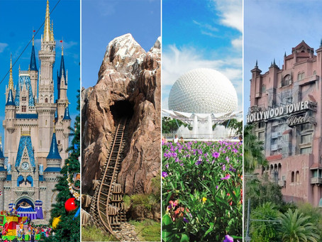 How to Choose the Right Disney Park