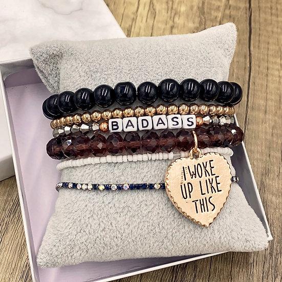 Giving Chains Bracelet Set - Badass