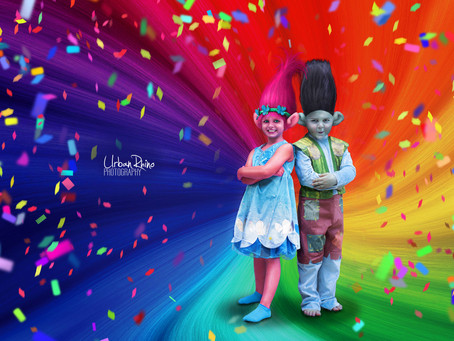 How to Use Confetti Overlays in Adobe Photoshop