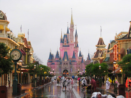 Where to Go & What to Do When it Rains at Disney