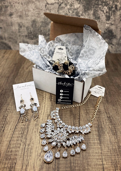 liv and viv Jewelry Subscription Box - Bold & Glamorous