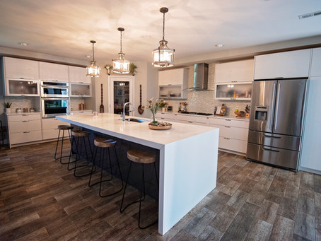 Home Makeover Part 1: Kitchen & Mudroom