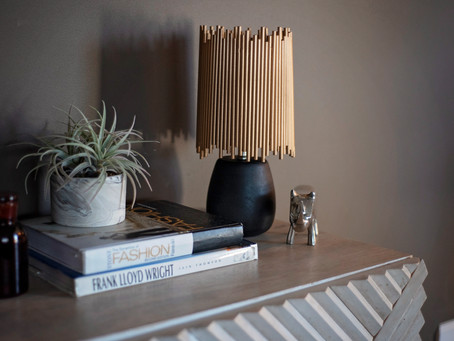 How to Make a Modern Lampshade in 30 Minutes