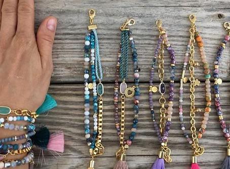 How to Create a Multi-Strand Bracelet