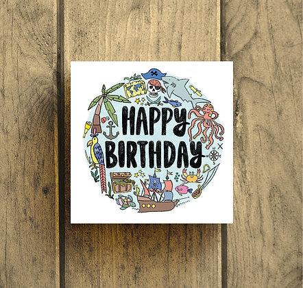 Happy Birthday Pirates
