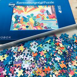 Ravensberg puzzle design