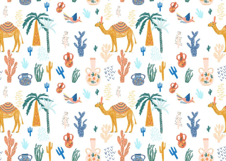 Camel repeat pattern