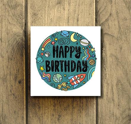 Happy Birthday Planets