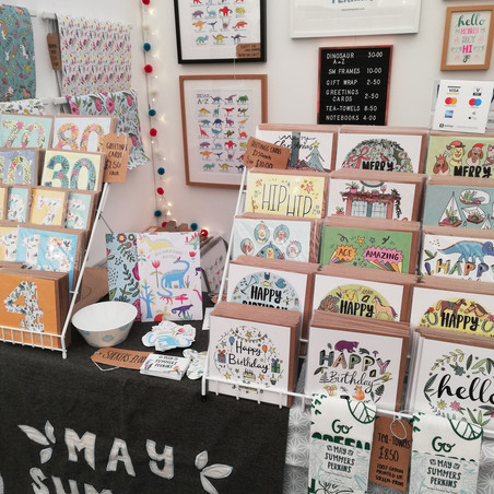 Craft Fair stall