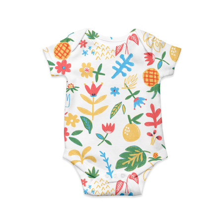 Baby vest design