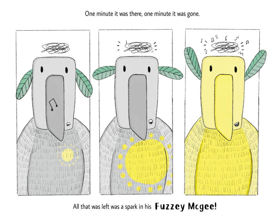 Fuzzey Mcgee