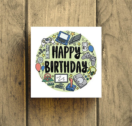 Happy Birthday Gaming
