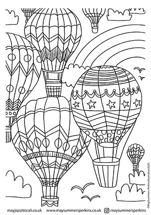 HOT AIR BALLOON colouring in sheet.jpg