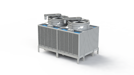 Non-Chemical Cooling Tower Water Treatment