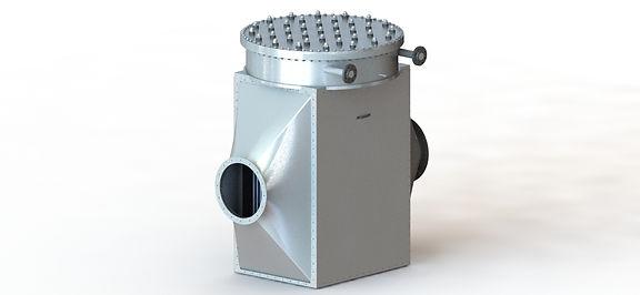 Heat Pipe Economizer