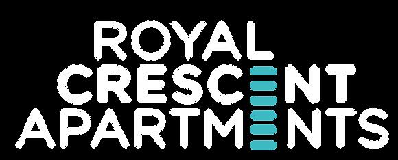 Royal Cresent Apartments Logo