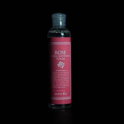 Fresh Nature Toner 248ml - ROSE [Secret Key]