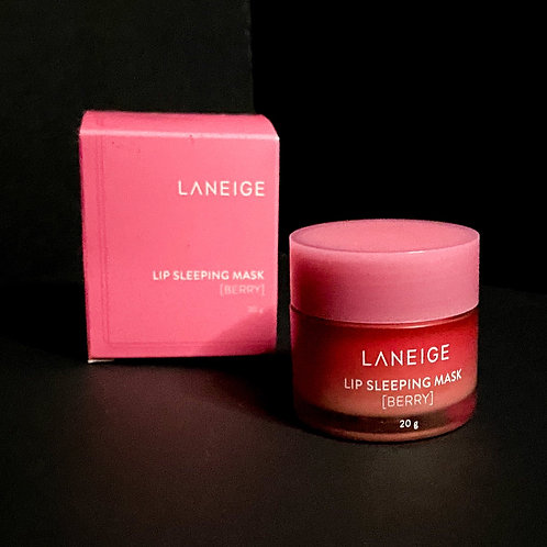 Lip Sleeping Mask - Berry 20g [LANEIGE]