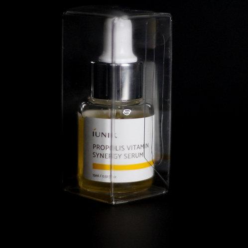 Propolis Vitamin Synergy Serum Mini 15ml - [iUNIK]