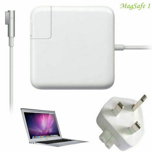 "MacBook Pro 13""/15""  2008-2012 charger - (85W Compatible / Non Apple Brand)"