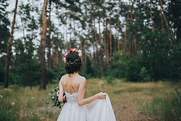 Muskoka Wedding in the Woods