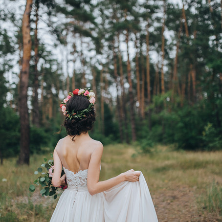 My Alternative Guide to Wedding Dress Shopping