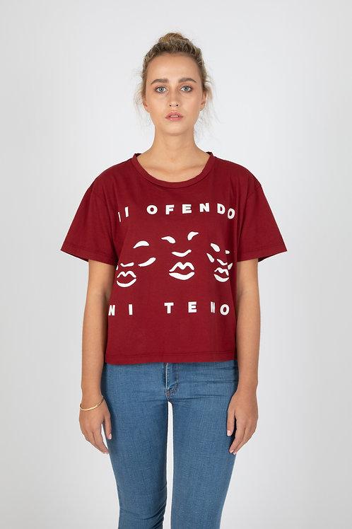 T-shirt Soledad Cruz, lancera