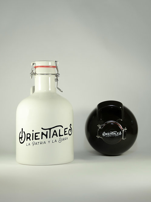 Ceramic Growler