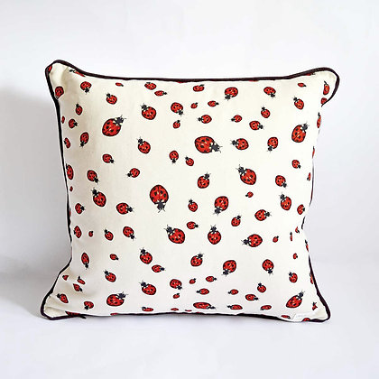 Lady Bug Indoor Cushion Cover