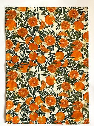 Tea Towel | Orange